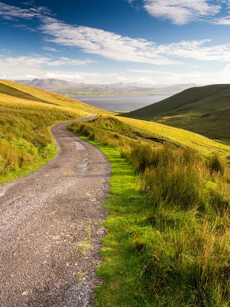 #Caherconree Pass, #Kerry