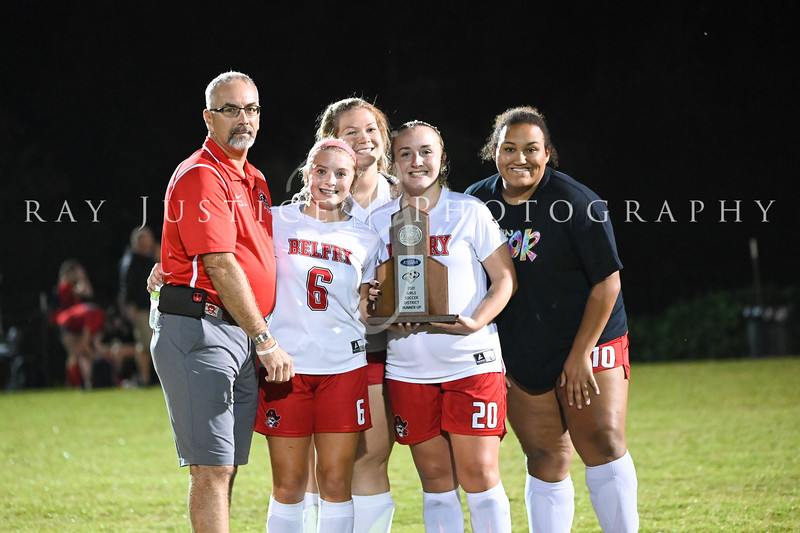 10/06/2021 BHS Girls vs Lawrence County District Championship