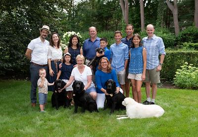 Hale Family 2018