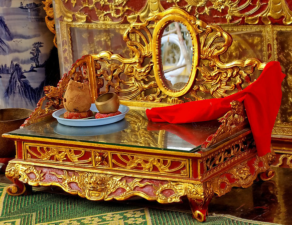 Maison communale Dinh Tranh Ha