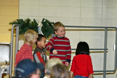 Pathfinder Concerts - 2006-2007 - 12/15/2006 Pathfinder Red Pod Christmas Concert