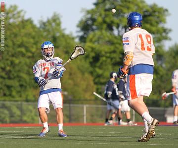 Penn Yan Lacrosse 5-18-12