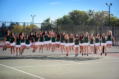 161019 LHS Tennis Team Photos
