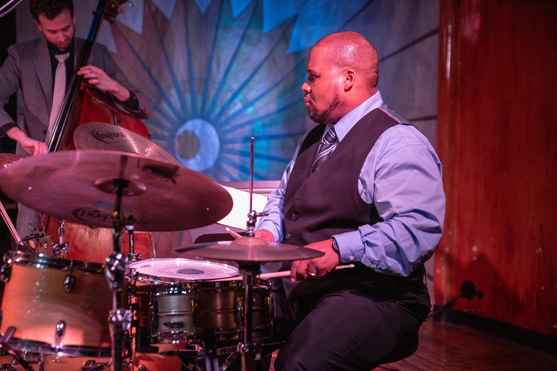 2019 Feb 22, Nathan Brown Trio - Detroit: Joe Alcodray