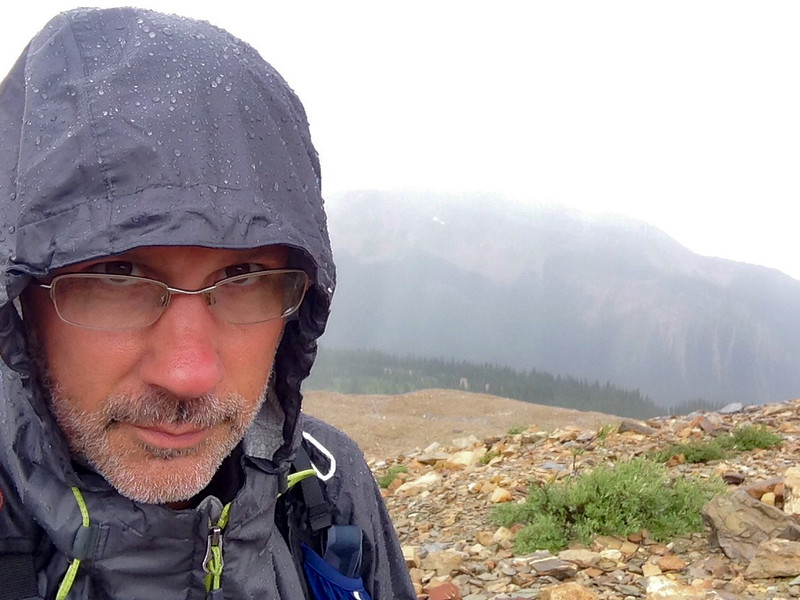 The Rain In Canada Falls Mainly On Me @ Iceline Summit