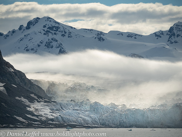 Norway Svalbard Scenic Landscapes