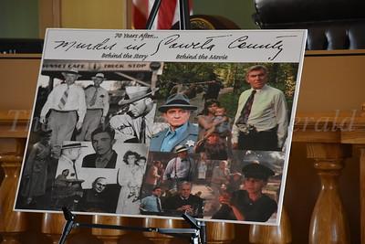 Murder In Coweta County   -  70th Anniversary Event