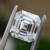 2.23ct Vintage Asscher Cut Diamond GIA G VS1 13