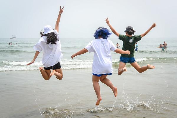 July 11: Beach Day ☀️