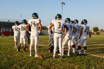 09-04-15 Mesa Football at Santiago