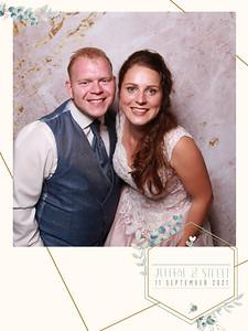 Bruiloft Jeffrie en Steffi