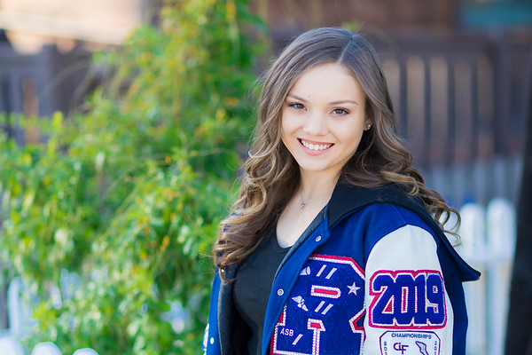 Madison C Senior Session