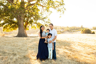 M Shah Family 2020
