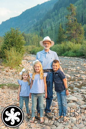 Vail Family Photographer - East Vail - Tucker