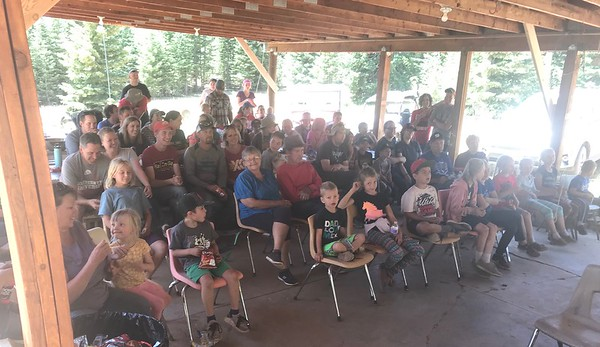 Corry Family Reunions
