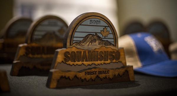 Squamish 50 Miler 2018