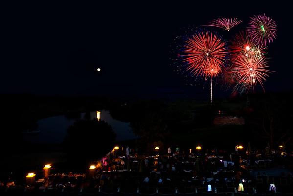 Grand Geneva Fireworks 2012