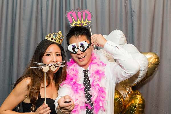 Vinson and Lisa's Photobooth