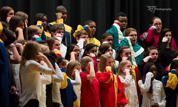 2014 District 3 Honor Chorus