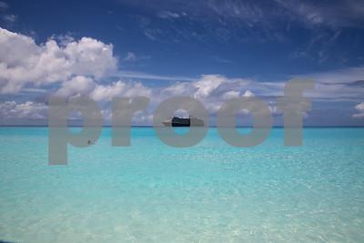 Day 2 - Half Moon Cay, Bahamas