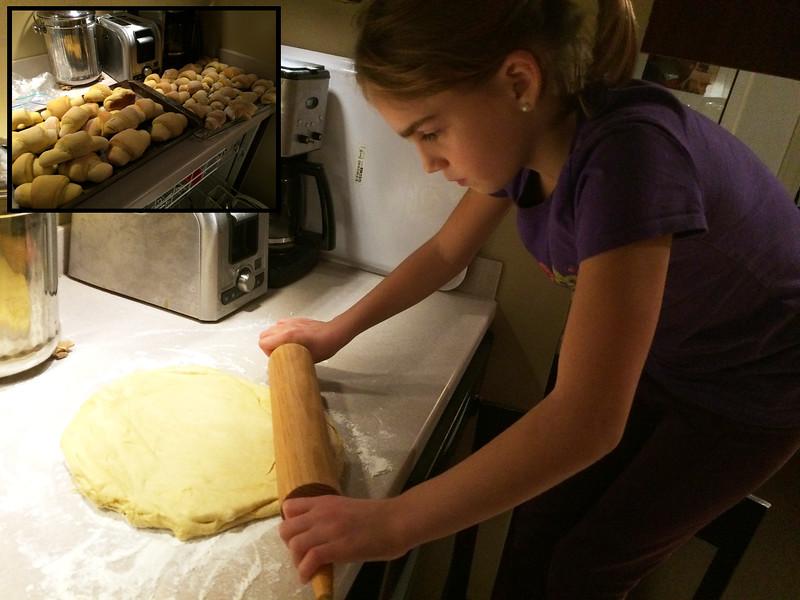 Pastry chef.