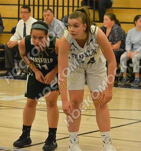Franklin - Mansfield Girls Basketball 2-9-18