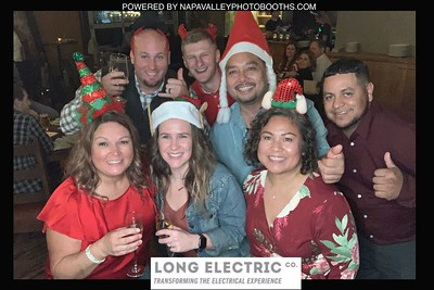 Long Electric Inc. Holiday Party 2019