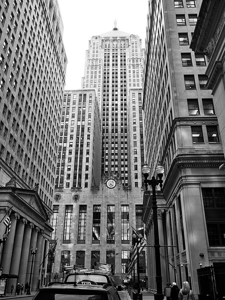 Route 66 - Chicago, Finance district