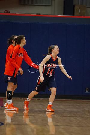 Hershey vs Red Land Girls Basketball