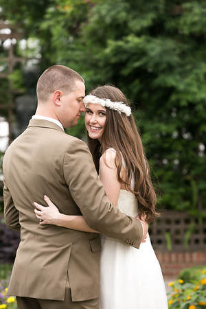 Natalie & Eric Wedding