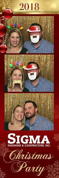 Sigma Engineers & Contractors Holiday Party 12.1.18 @ Trademark Center