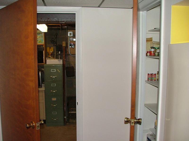 pantry, storage