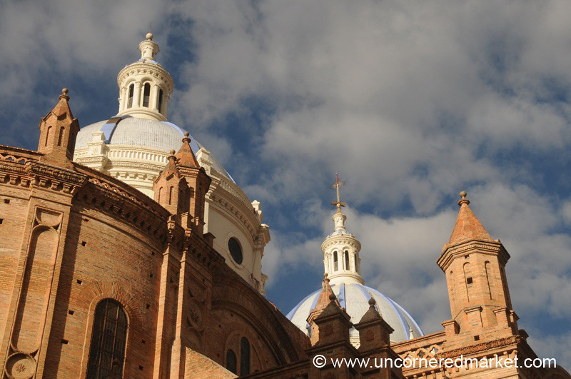 Cuenca's New Cathedral - Ecuador