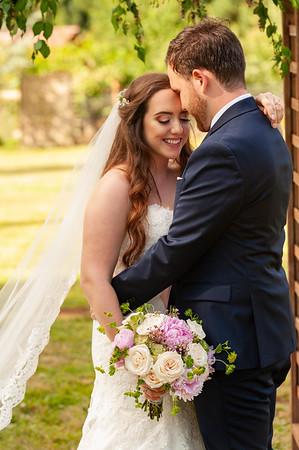 Aaron + Stephanie