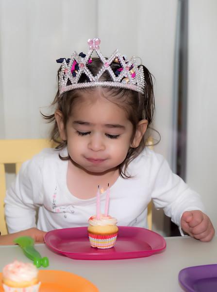 Moneli's 2nd Birthday