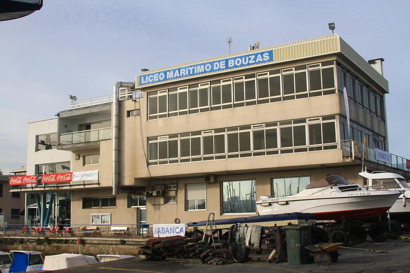 LICEO MARITIMO DE BOUZAS U | Cecabile. Coualela. Coca-Cola, Coca-Cola. 7-VI-5-248-00 MONTE GALERA VABANCA