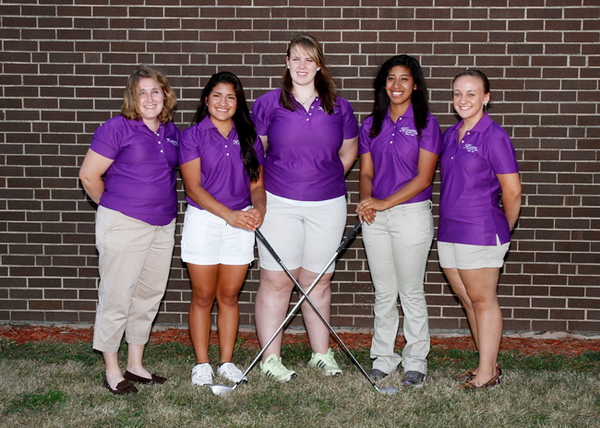 SNHS Girls Golf 2013