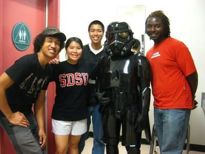 Star Wars At School