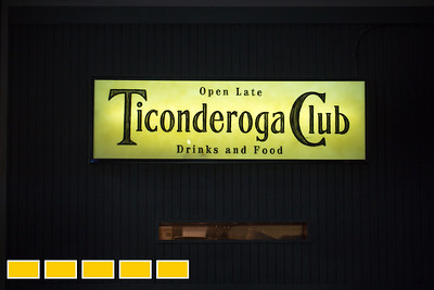 Ticonderoga Club