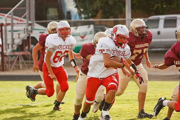 Truckee  High School Football JV @ Sparks