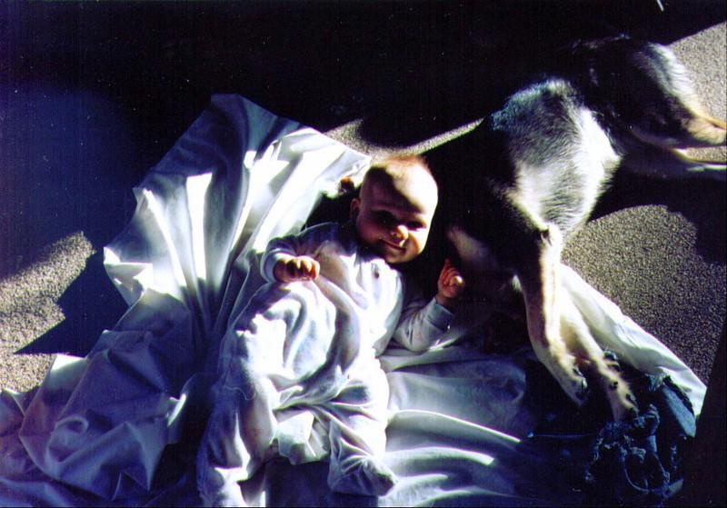 Alina & Lefty,  1992, .jpg