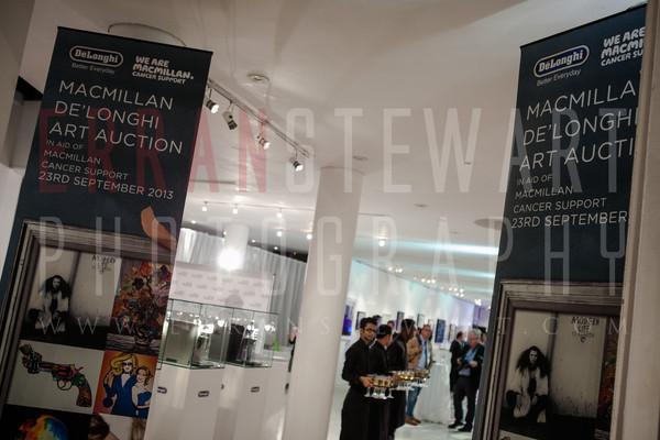 DeLonghi Macmillan Art Auction 2013