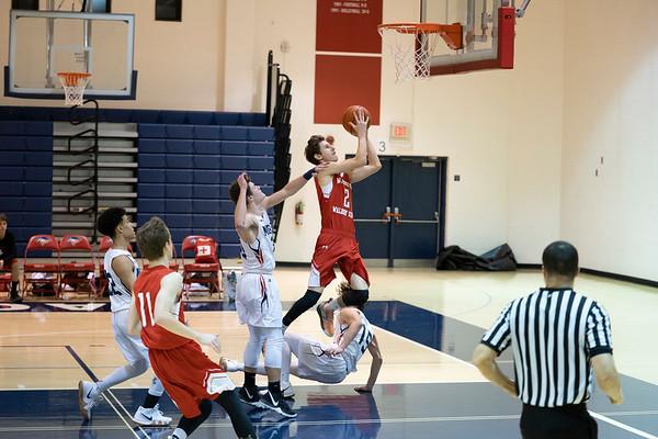 WWS Basketball vs Model 12.19.18