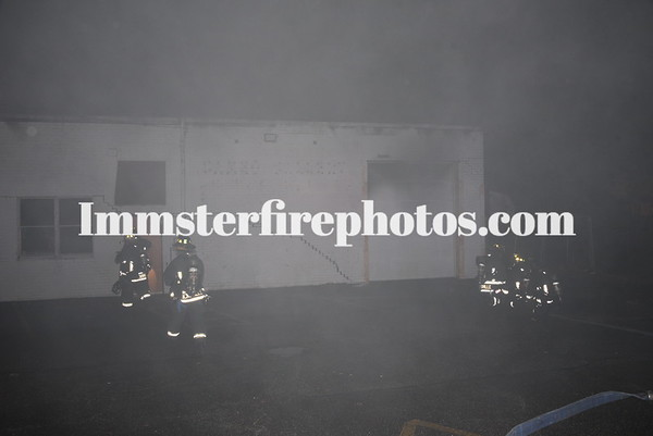 HICKSVILLE FD BURNS AVE FIRE 1-25-2020