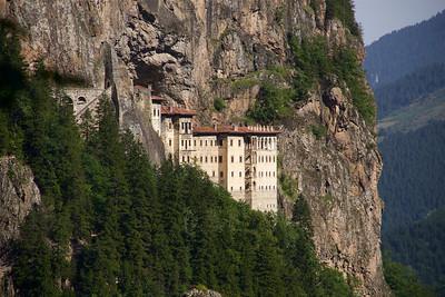 Trabzon, Turkey - August 2012