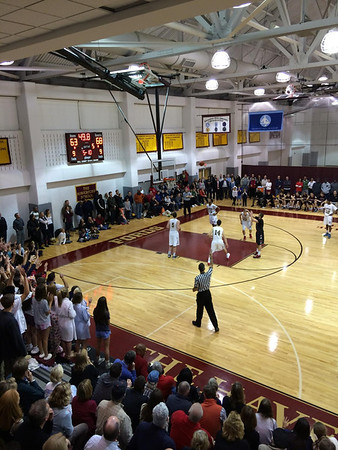 Boys' Basketball: Germantown Academy vs Haverford
