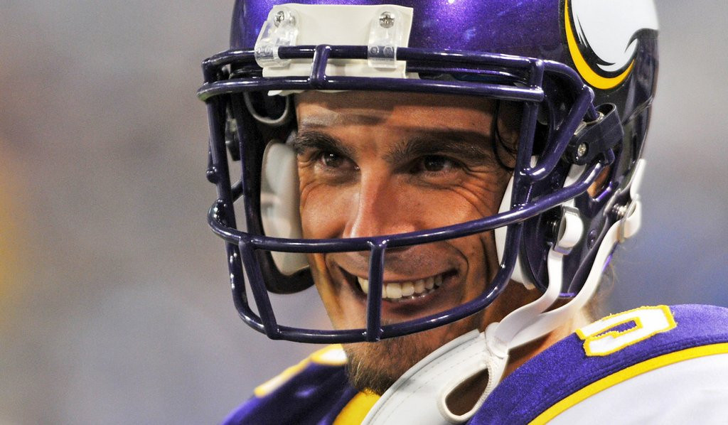 ". <p>6. CHRIS KLUWE <p>Not-so-bitter punter has no �personal vendetta� against anyone associated with Vikings ... except the assistant coach he wants burned at the stake. (5) <p><b><a href=\'http://www.twincities.com/sports/ci_24856230/former-viking-chris-kluwe-retains-legal-counsel\' target=""_blank\""> HUH?</a></b> <p>    (Pioneer Press: Jean Pieri)"