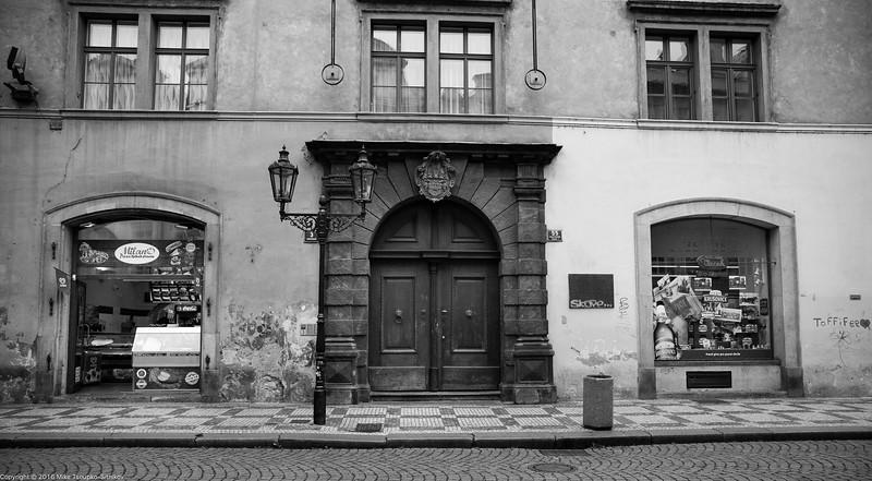 Prague - The Lesser Town