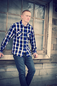 Senior Portraits - Jacob