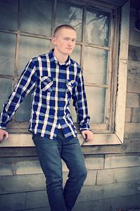 Senior Portraits - Jacob